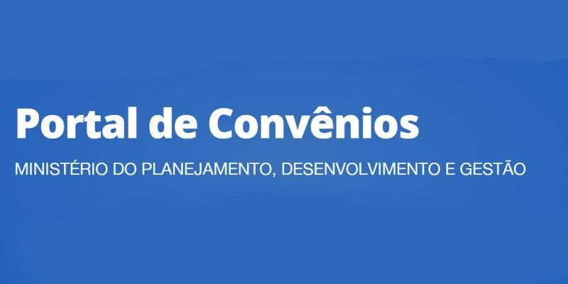 Transferências de recursos da União mediante convênios e contratos de repasse