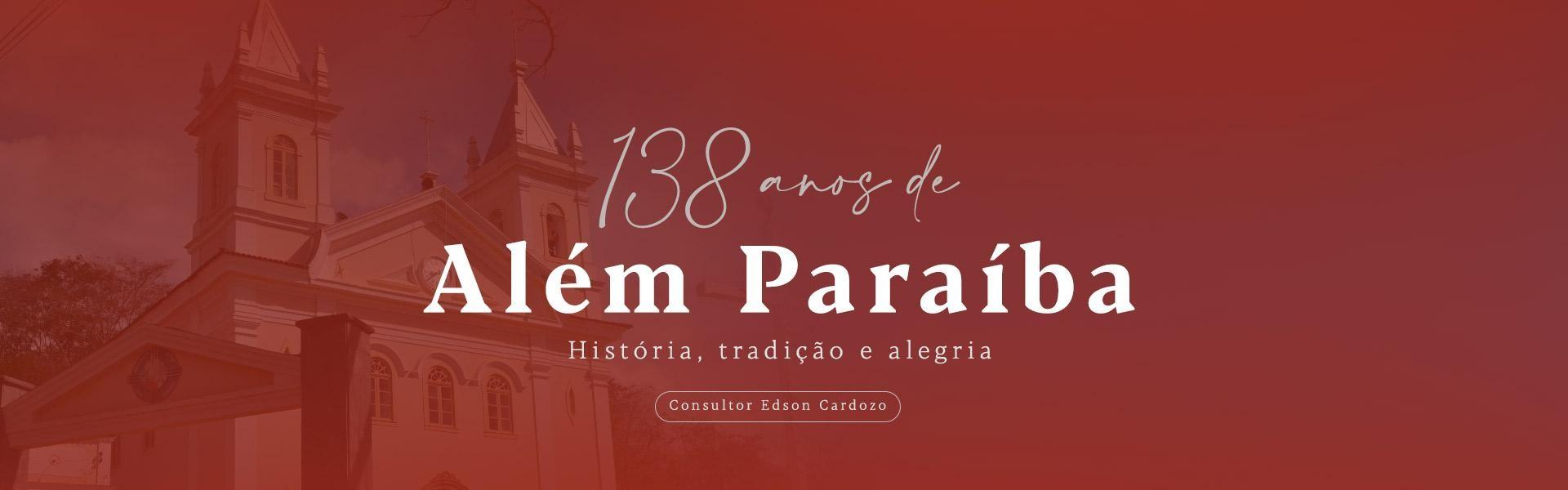 Aniversário de Além Paraíba