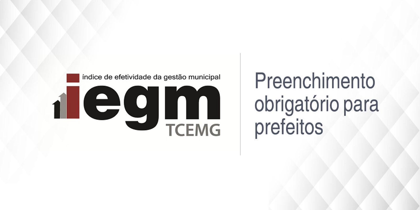 Prefeitos: iniciado o prazo para responder ao questionário obrigatório do IEGM 2017