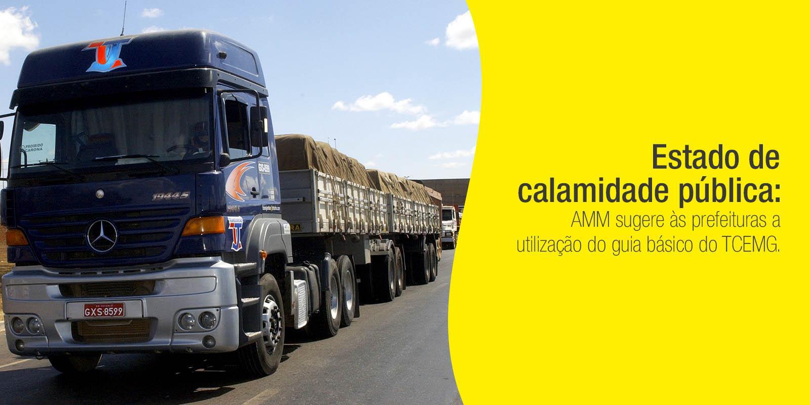 Estado de calamidade pública: AMM sugere às prefeituras a utilização do guia básico do TCEMG
