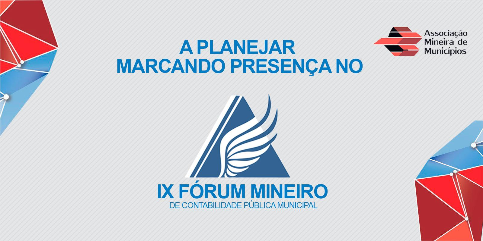 Planejar no IX Fórum de Contabilidade da AMM