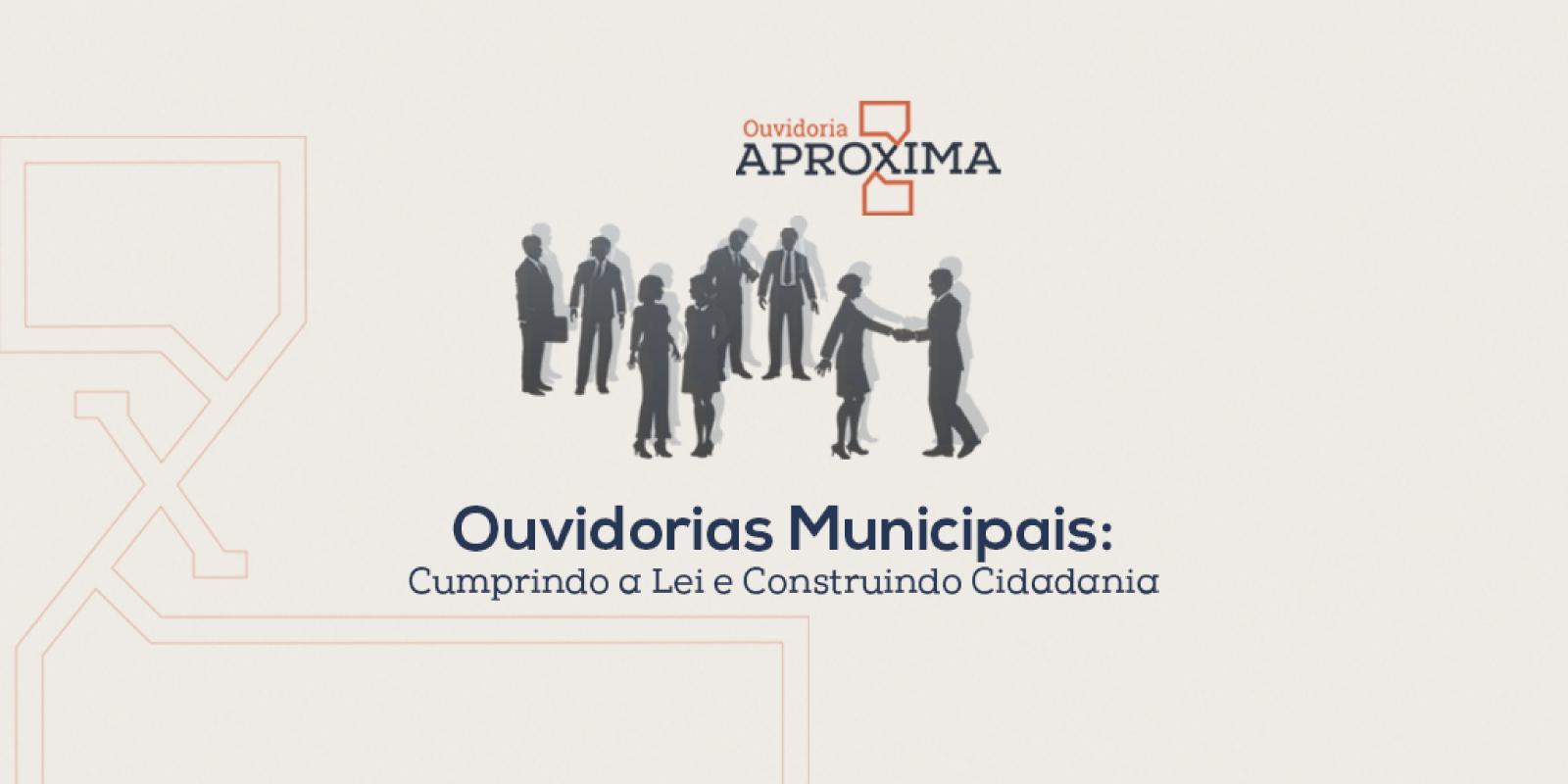 Tribunal promove evento para criação das ouvidorias municipais
